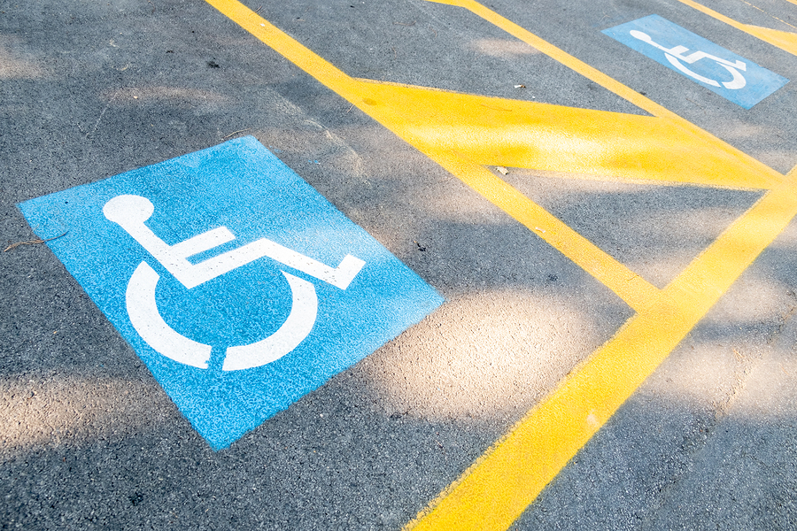 Parking Spaces Fading Away? Call Us for Paint Striping.